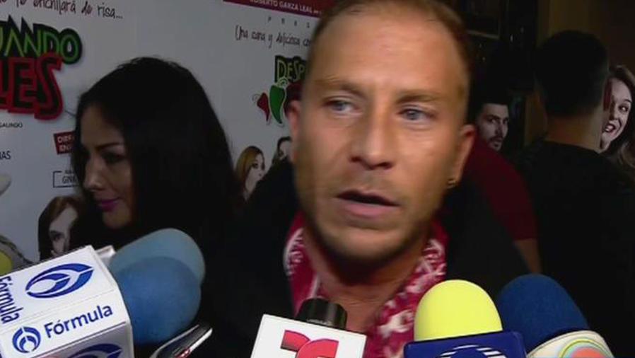 Salvador Zerboni defiende nuevamente a Kate del Castillo