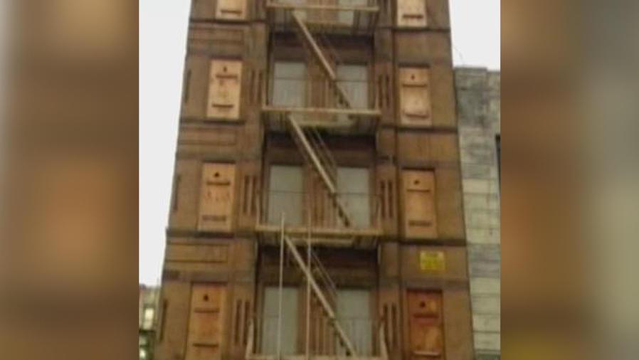 edificio en ny