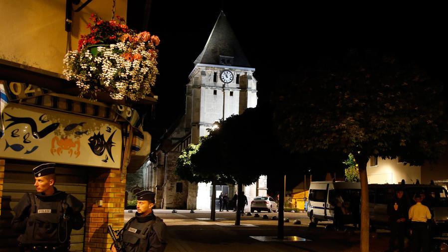 terrorismo en francia