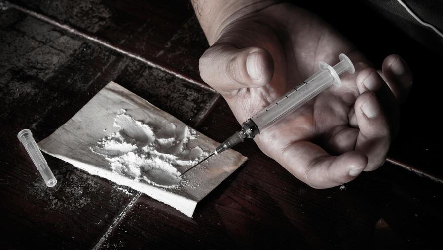 muertes por heroina