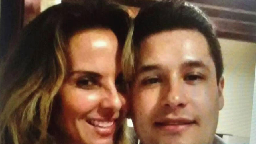 Dan a conocer fotos de Kate del Castillo con el Chapo