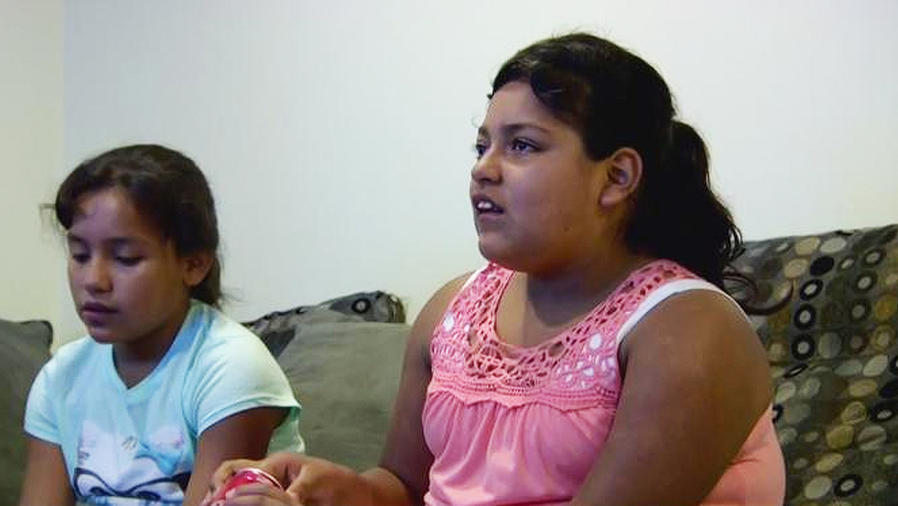 niñas mexicanas con cancer
