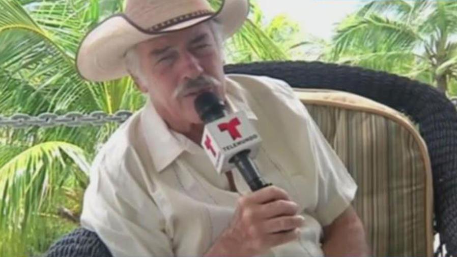 Andrés García confiesa que está postrado y sin esperanza