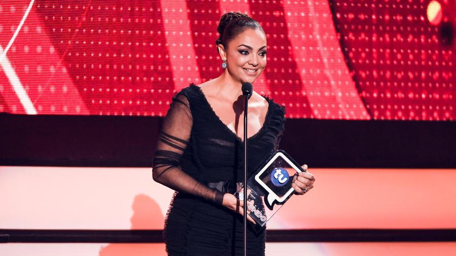 Maricela González gana Premios Tu Mundo 2016