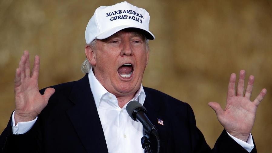 Donald Trump en su batalla por el voto hispano