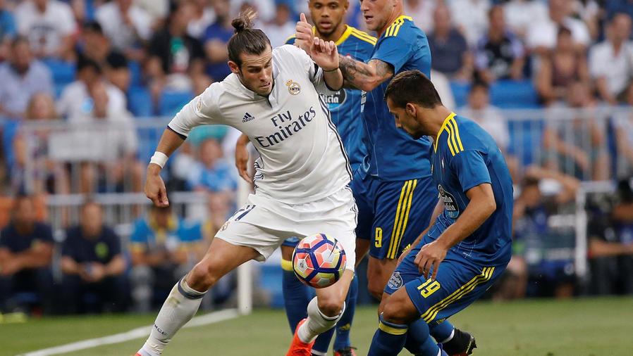 Real Madrid debuta con victoria en casa