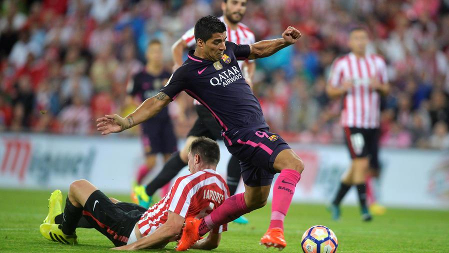 Barcelona gana a Atlético de Bilbao