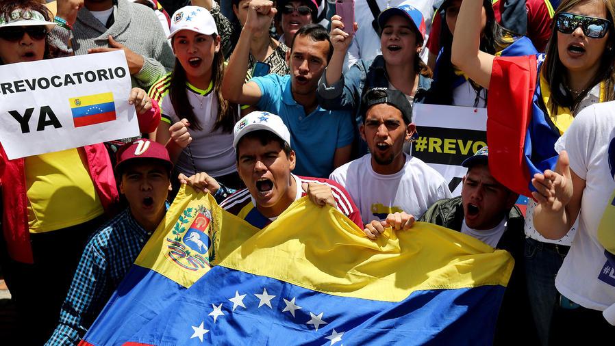 Nuevos arrestos por marchas en Venezuela