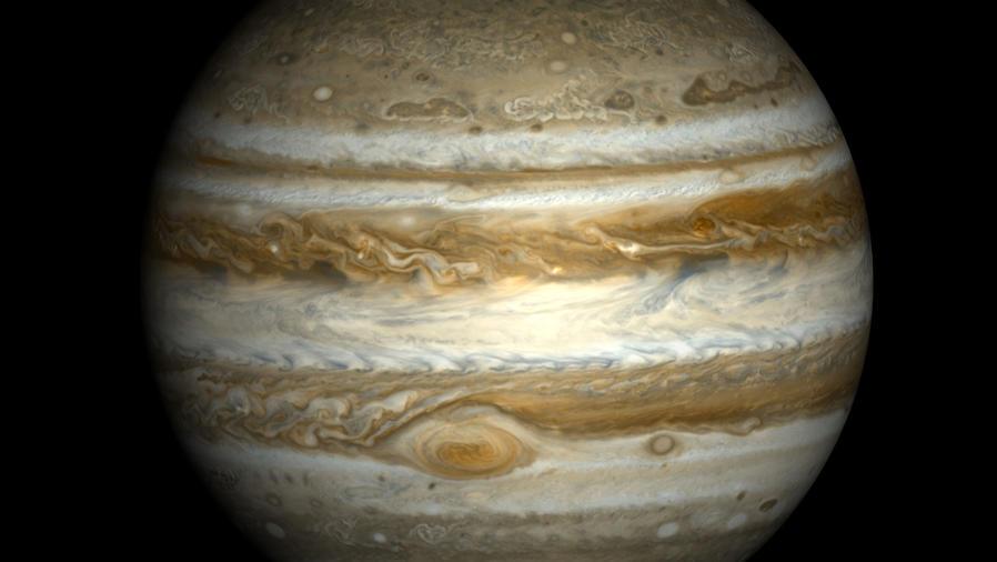 Salen a la luz las primeras imágenes de Jupiter
