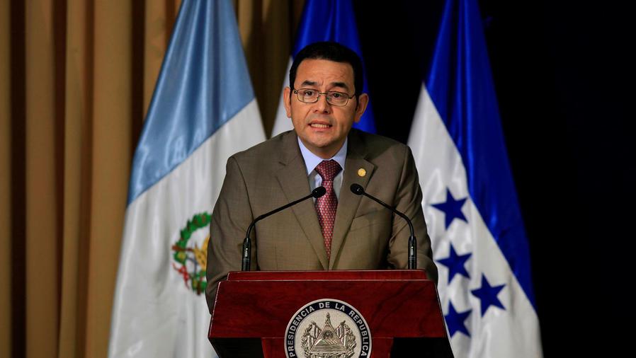 En crisis la presidencia de Guatemala