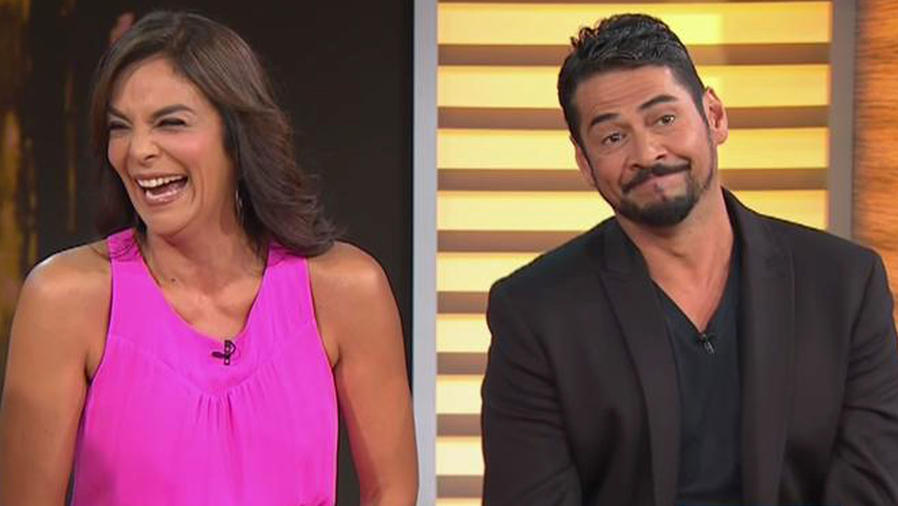 Gabriel Porras y Gloria Peralta cuentan sus proyectos