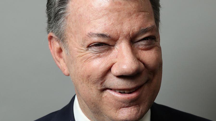 Presidente colombiano se congratula por la paz