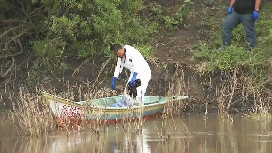 encuentran cadaveres en rio