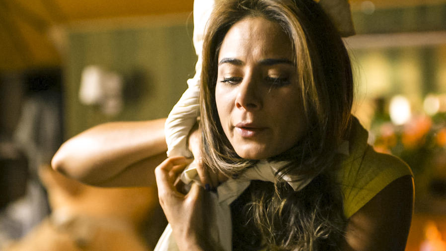 Johanna Fadul en Sin Senos Sí Hay Paraíso