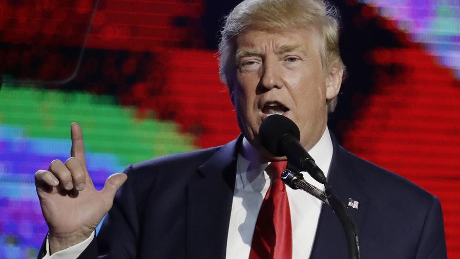 Donald Trump contra SNL