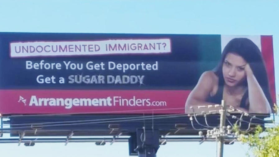 anuncio humillante