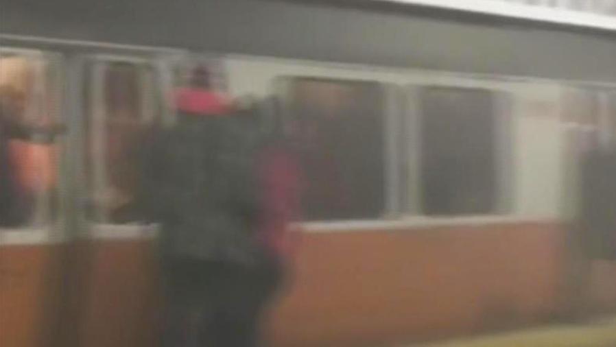 panico en tren