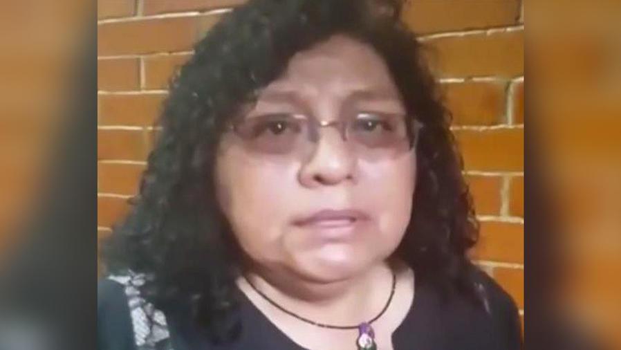 activista denuncia discriminacion