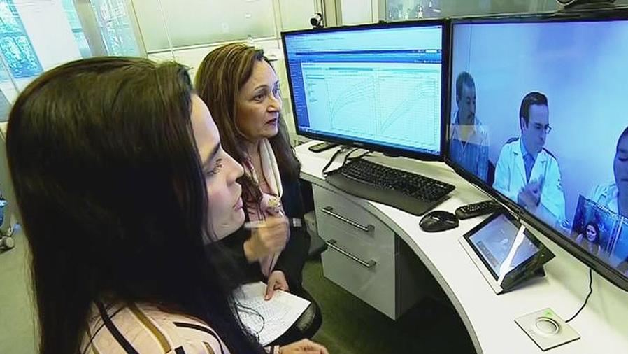 consulta virtual opcion medica
