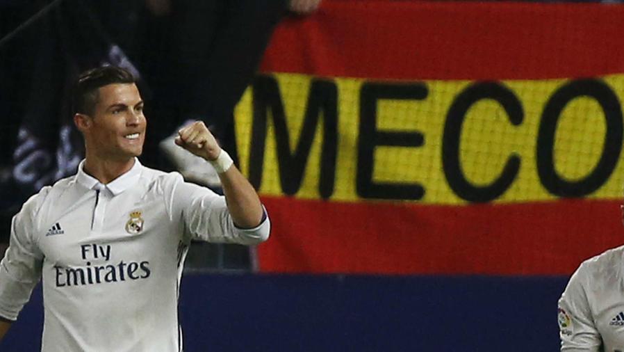 Cristiano Ronaldo conduce hacia la victoria