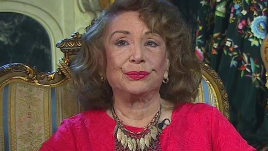 Entrevistamos a Delia Fiallo, la madre de la telenovela