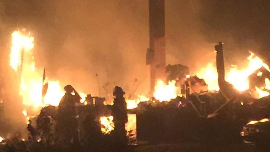 incendios en tennessee