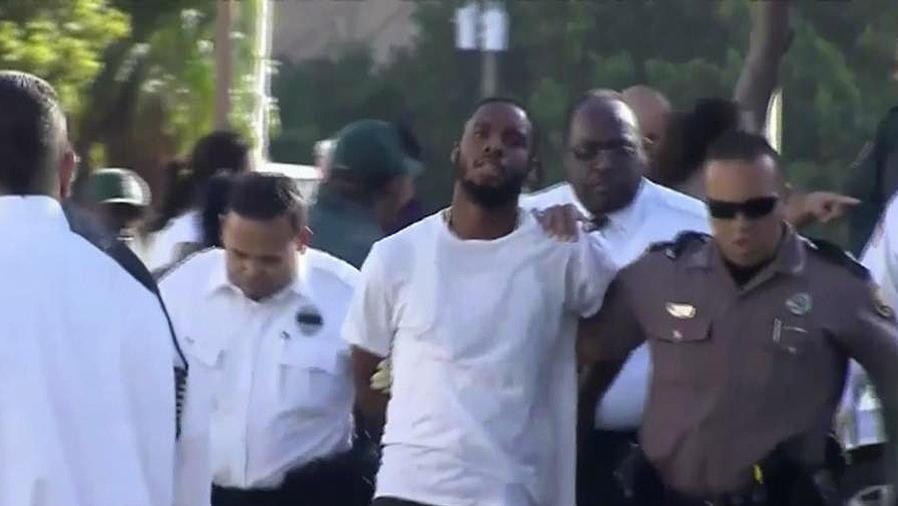 preso escapa en juicio