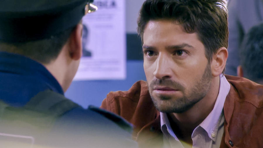David Chocarro amenaza a Gabino en La Doña