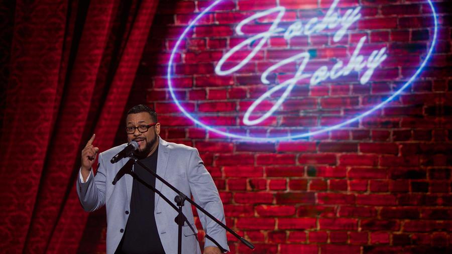 Comediante Jochy Jochy