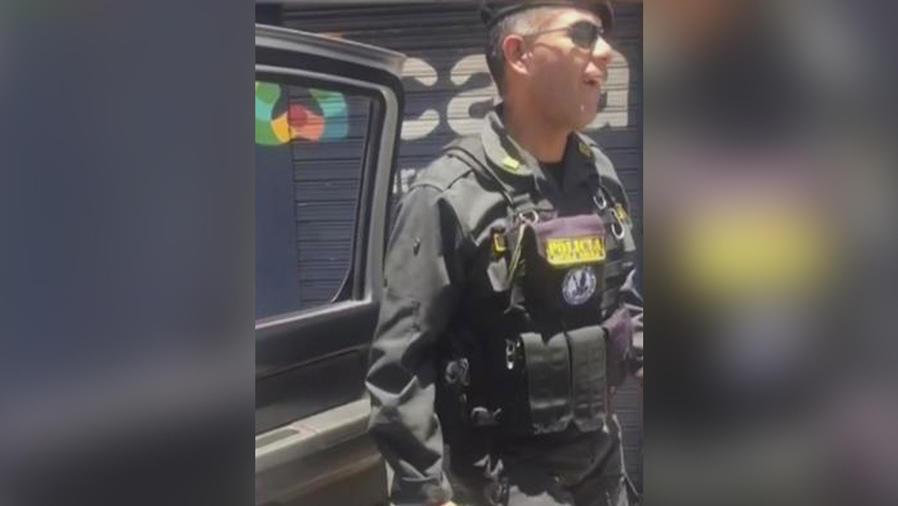sancionan a policia