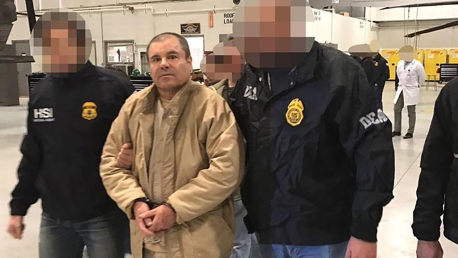 """Futuro incierto tras la extradición de """"El Chapo"""" Guzmán"""