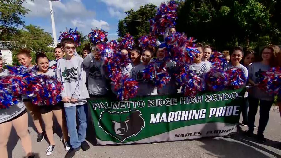 La Banda 'Marching Pride' estará en el desfile inaugural de Trump