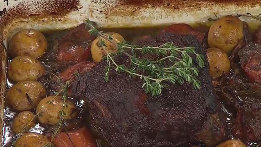 Receta de cocina: Cómo hacer un Guisado de Carne