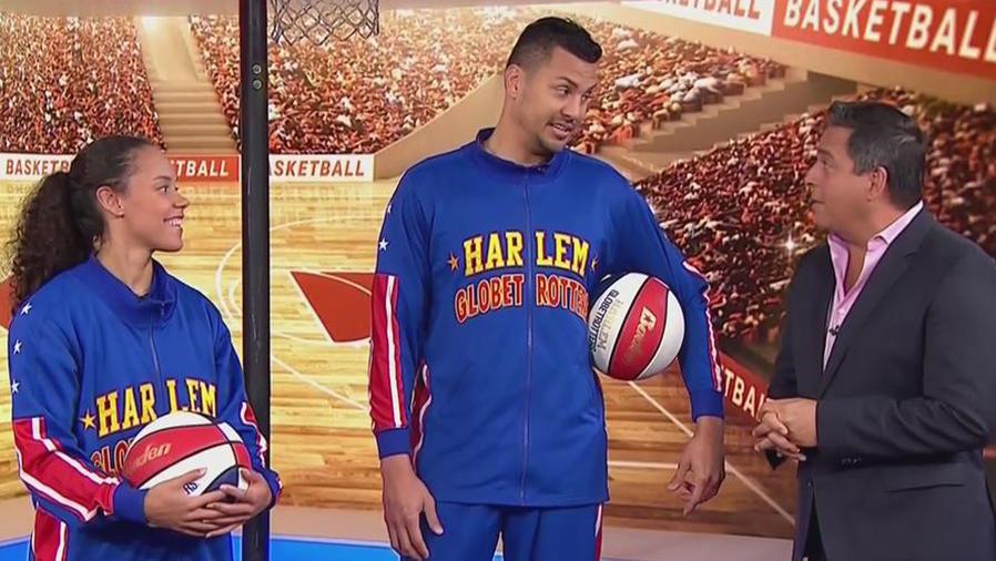"¡Llegan a casita ""Los Fabulosos Harlem Globe Trotters""!"