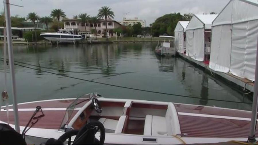 ¡Vamos de paseo en un bote 100% eléctrico y ecológico!