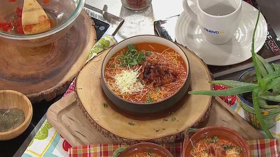 Recetas de Cocina: Cómo hacer una Crema de Tomate