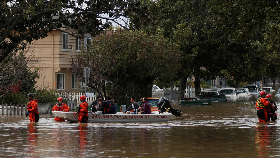 emergencia por lluvias