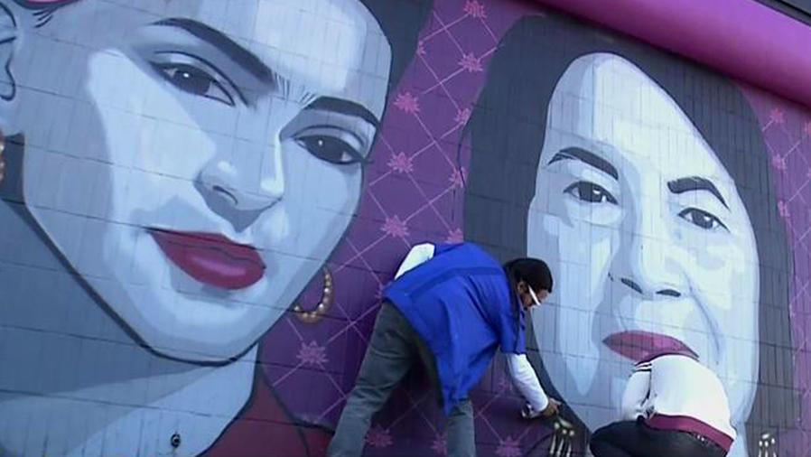¡Descubre los murales más impactantes de Los Ángeles!