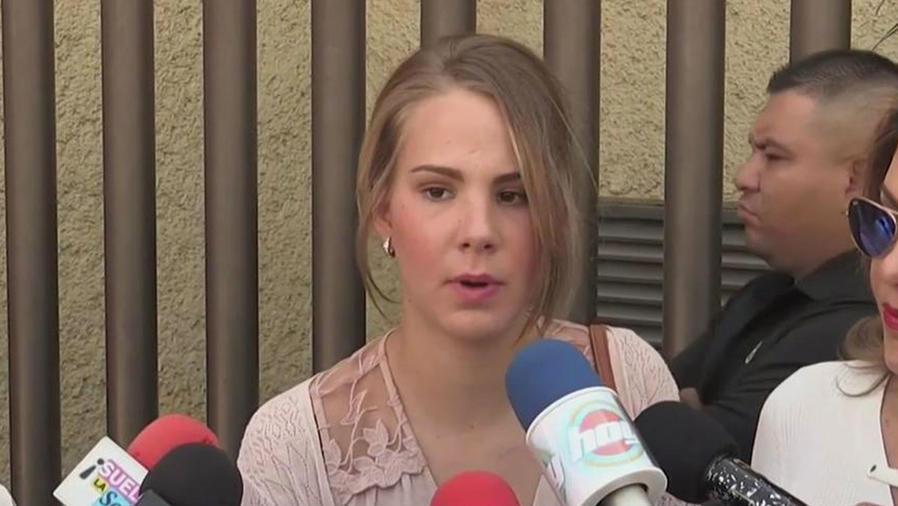 La nieta de Cantinflas ratifica denuncia agresiones