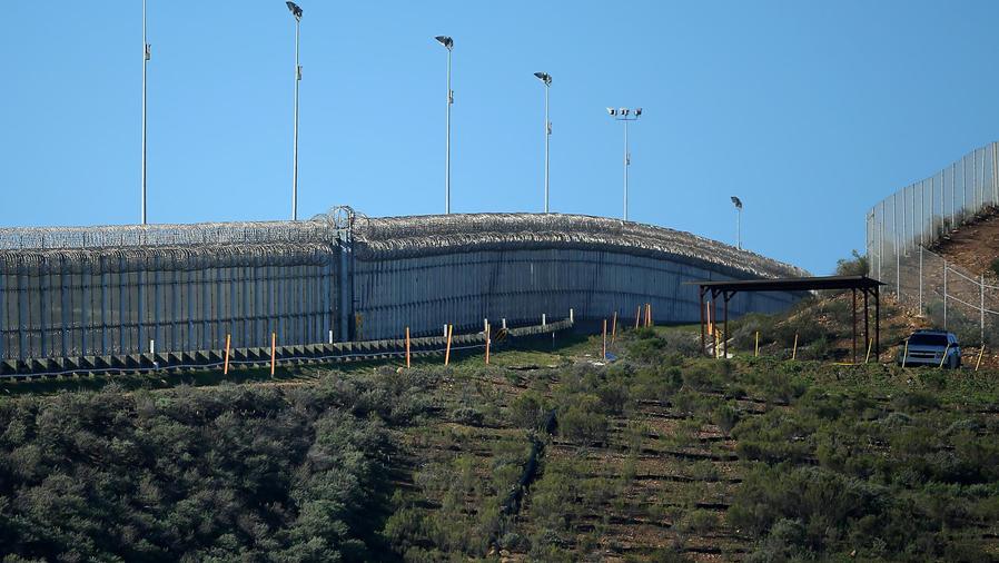 muro entre eeuu y mexico