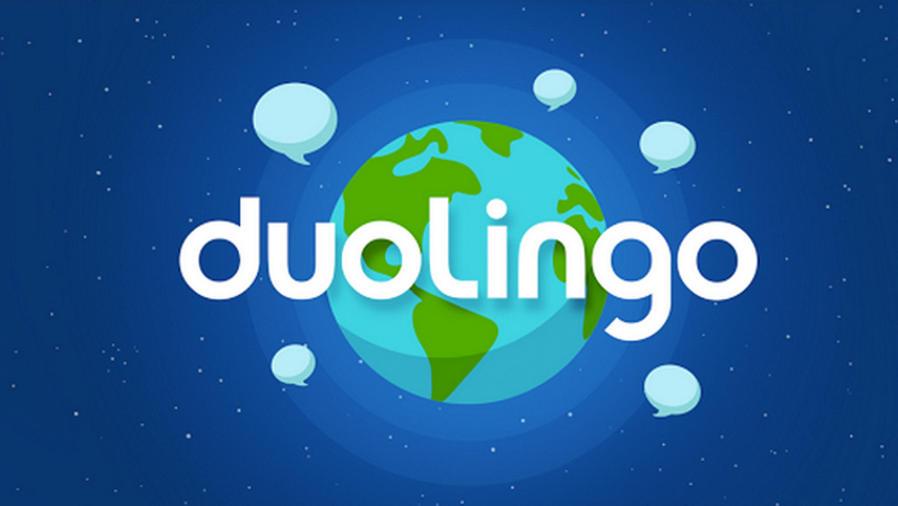 logo de duolingo