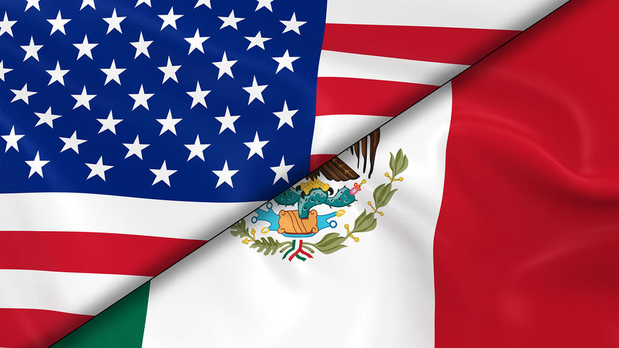 México y EE.UU buscan limar ásperas diferencias