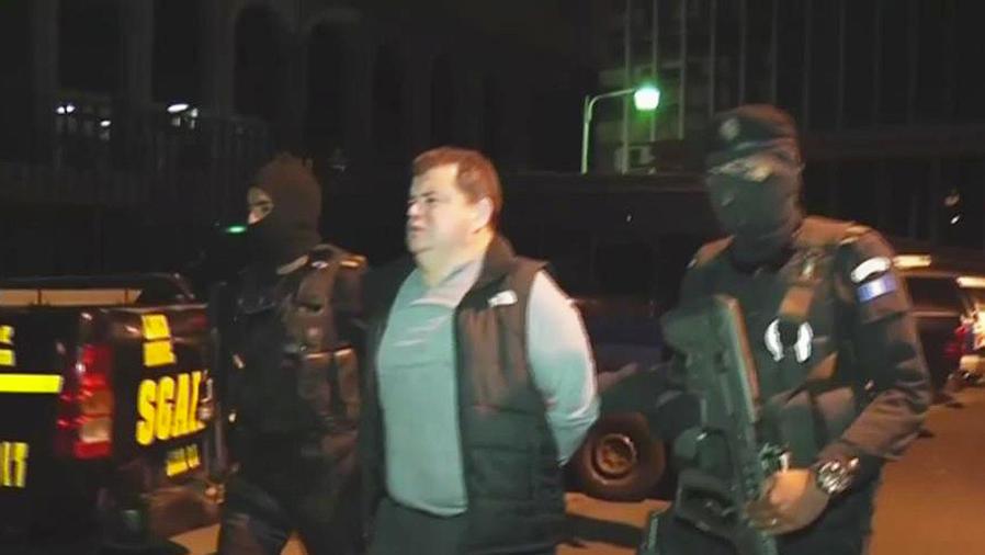 capo capturado en guatemala