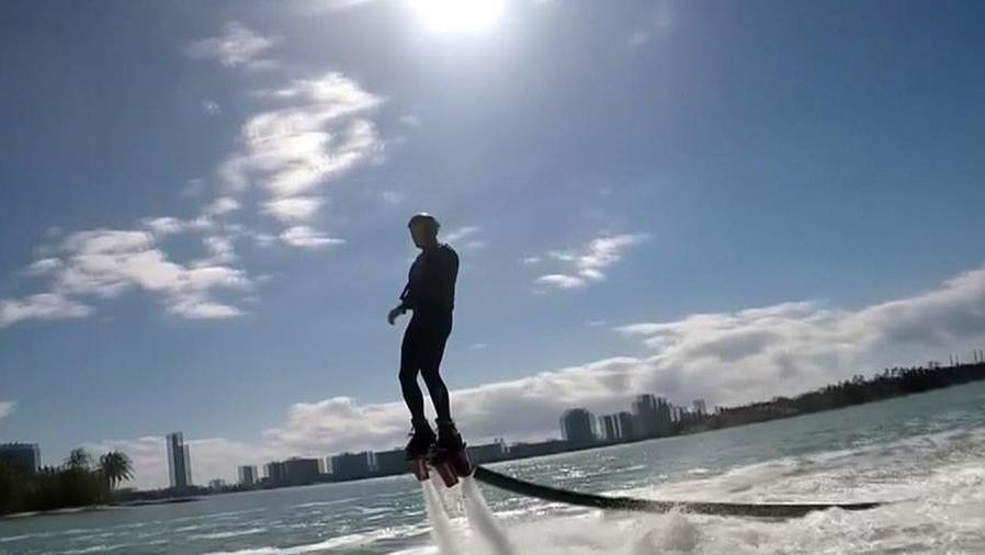 edgardo del villar practica flyboard
