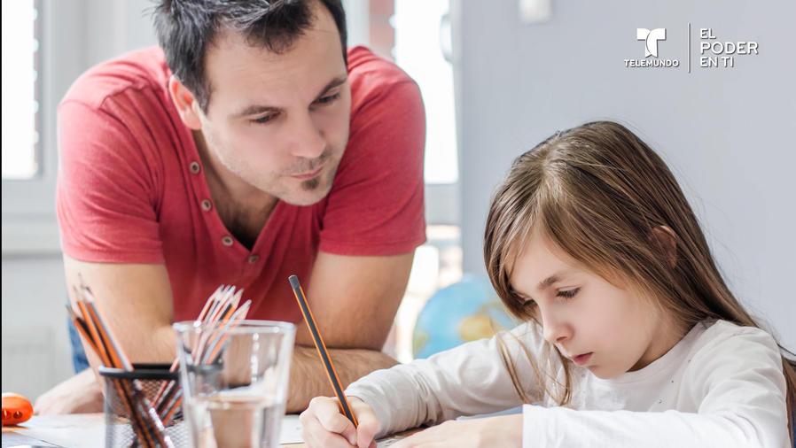 Ayudar a hijos con la matemáticas