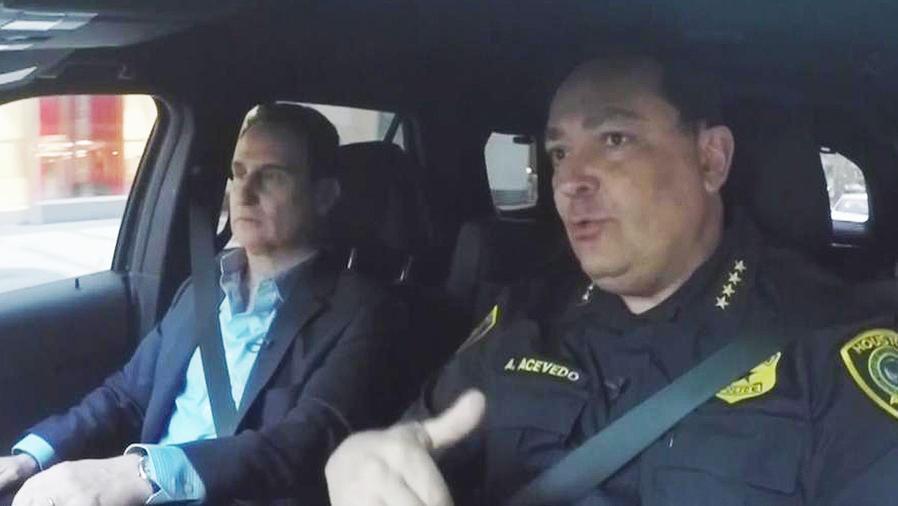 jefe de policia de houston