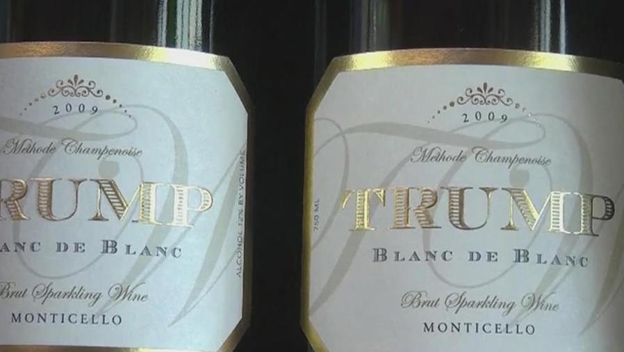 vino de trump