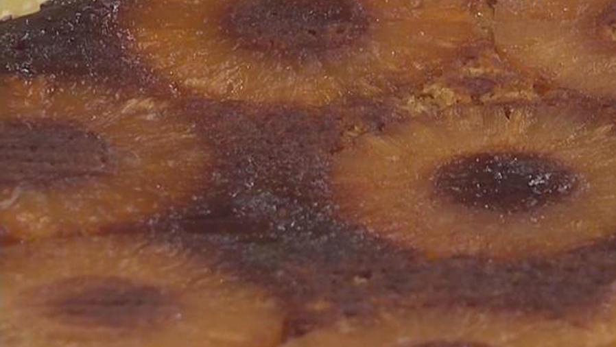 Recetas de cocina: Cómo hacer un Pastel de Piña Volteada