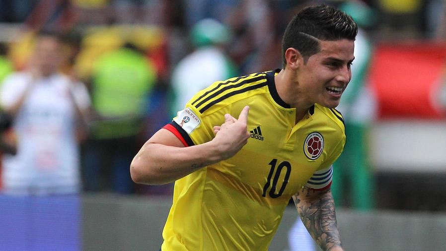 Liverpool dispuesto a pagar 75 millones de euros por James Rodríguez