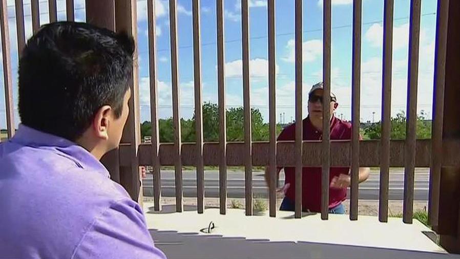 propiedades en la frontera se afectarian por muro
